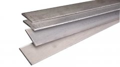 High carbon steel 1.1274 (C100 / 1095 / similar to japanese white-paper steel) 4 x 40 x 1.050 mm